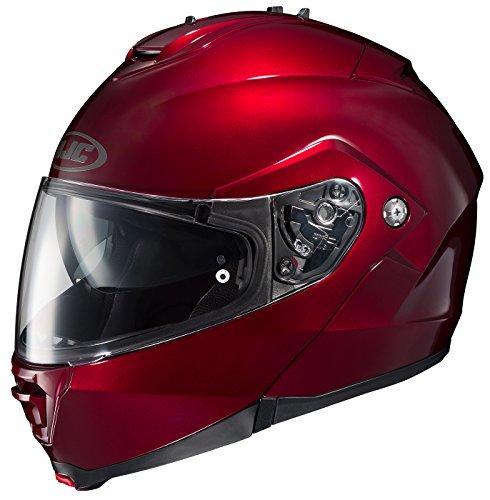 HJC IS-Max II Wine Modular Helmet - 2X-Large ()