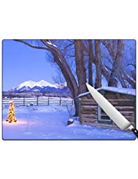 PickUp A Very Merry Christmas v155 Large Cutting Board wholesale