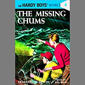 The Missing Chums Hörbuch