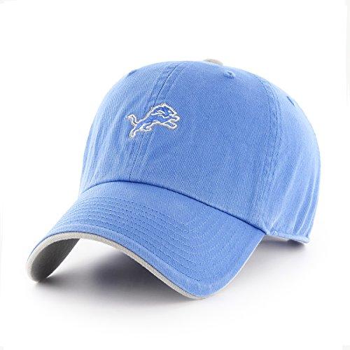 NFL Detroit Lions Women's Gravity Ots Challenger Adjustable Hat, Women's, Blue Raz