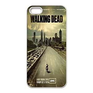 High Quality -ChenDong PHONE CASE- For Apple Iphone 5 5S Cases -TV Show The Walking Dead-UNIQUE-DESIGH 8