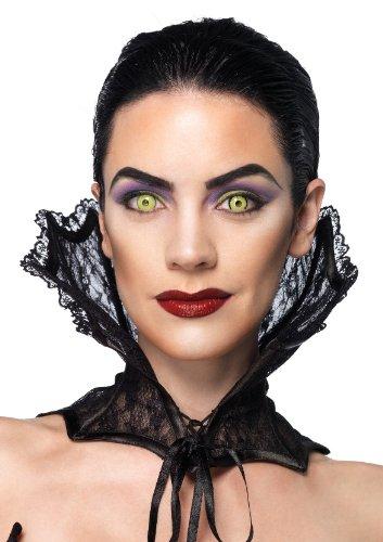 Gothic Lace Vampire Costume - 1