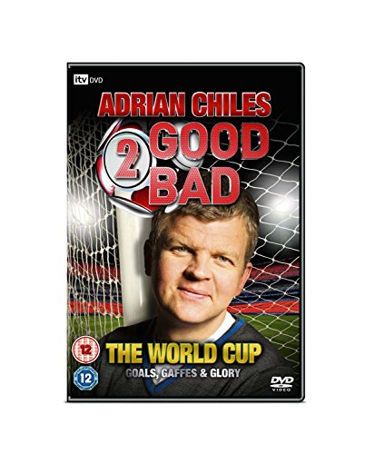 Cup Adrian (Adrian Chiles: 2 Good, 2 Bad - The World Cup [DVD])