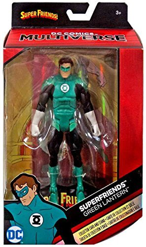 DC Comics Multiverse Superfriends Green Lantern Exclusive Action Figure 6 Inches ()