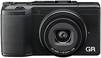 Ricoh GR II Compact System Camera
