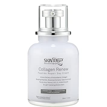 SkinPep ® Collagen Renew - Peptide Repair Day Cream 30ml ...