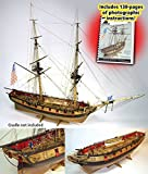 model boats kits to build wood - Model Shipways Syren Wood Ship Model Kit MS2260 on SALE - Model Expo