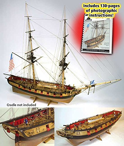 Model Shipways Syren Wood Ship Model Kit MS2260 on SALE - Model Expo