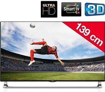 55la970 V – Televisor LED 3d Smart TV Ultra HD + Soporte mural STILE S800 – Negro: Amazon.es: Electrónica