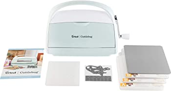 Cricut Cuttlebug Die Cutting And Embossing Machine