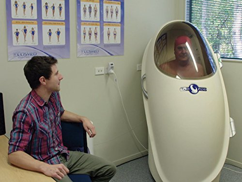 (Into the Bod Pod)