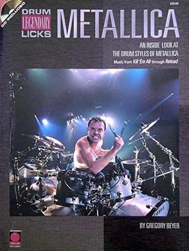 Metallica - Drum Legendary Licks