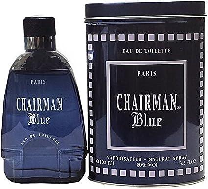 Yves De Sistelle Paris Chairman Blue