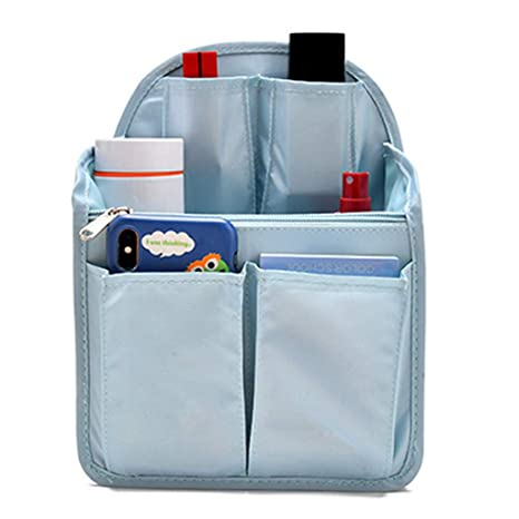 Amazon.com: Alisy - Bolsa de viaje para cosméticos, bolsa de ...