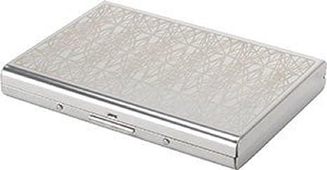 Amazon.com: Patrones geométricos RFID bloqueo metal Tarjeta ...
