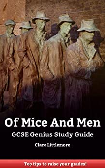 Questions for Of Mice and Men Study Guide