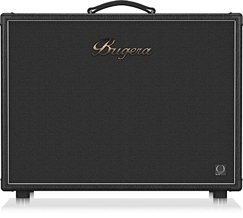 - BUGERA, 1 Guitar Amplifier Cabinet, Black (212TS)