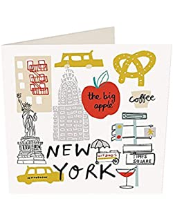 New York Birthday Cards By Caroline Gardner YOU003