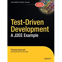 Test-Driven Development: A J2EE Example (Expert's Voice)