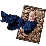 Best Props - Sunmig Newborn Baby Stretch Wrap Photo Props Wrap-Ba Review