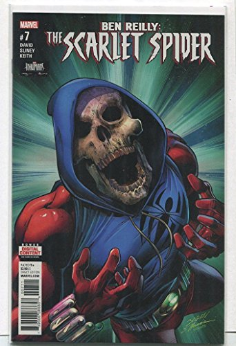 Ben Reilly: The Scarlet Spider # 7 NM Marvel Comics MD15