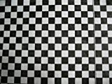 500 Black Checkered Consecutively Numbered Tyvek Wristbands 3/4''