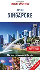 Insight Guides Explore SingaporeTravel made easy. Ask local experts.Focused travel guide featuring the very best routes and itineraries, now with free eBook.Discover the best of Singapore with this unique travel guide, packed full of i...