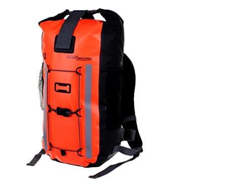 ed5a4251e0 Overboard Pro-Vis Waterproof Backpack Bag - 20 Litres  Amazon.co.uk  Sports    Outdoors