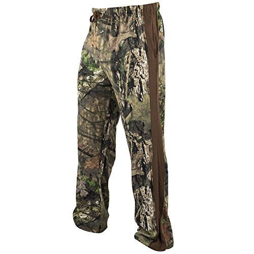 Mossy Oak Camo Lounge Pants Men in Break-up Country & Chocolate – Two Pair Pack (Camo Mossy Pants Oak)