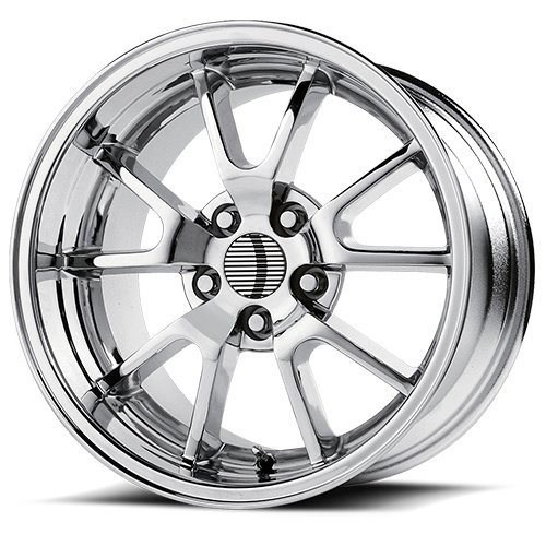 (OE Performance 118C 18x9 5x114.3 +30mm Chrome Wheel Rim)
