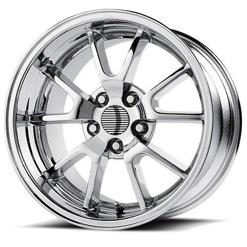 OE Performance 118C 18x9 5x114.3 +30mm Chrome Wheel Rim