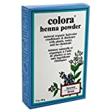 Colora Henna Powder Hair Color Brown 2oz (2 Pack)