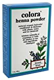 Colora Henna Powder Hair Color Brown 2oz (3 Pack)