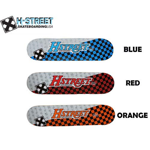 高速配送 H-STREET スケートデッキ SPEED SERIES SERIES レッド レッド 7 7 b-225 B07F9WT7BK, ペットグッズストアNONKORO-LIFE:407f0318 --- a0267596.xsph.ru