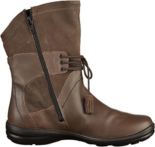 Romika Damen Boots - Maddy 06 - Grau Schuhe in Übergrößen Braun