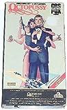Octopussy VHS 1984 1st Run Video Edition James Bond 007 Ian Fleming
