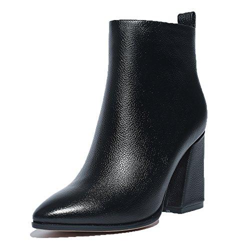 Nine SevenAnkle -Boots - Botas mujer negro