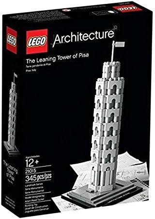 LEGO Architecture 21015 - Torre de Pisa: LEGO: Amazon.es: Juguetes y juegos