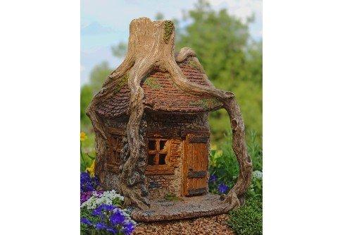 Miniature Fairy Garden Hilltop Hollow House