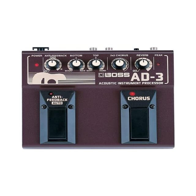 リンク:AD-3 Acoustic Instrument Processor