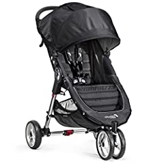 Running errands and getting around with your child has never been easier, thanks to the City Mini. This stroller is the essence of urban mobility: lightweight, compact and nimble. Its sleek and practical design makes it the perfect choice for...