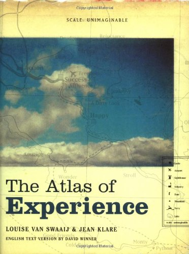 The Atlas of Experience by Brand: Bloomsbury USA