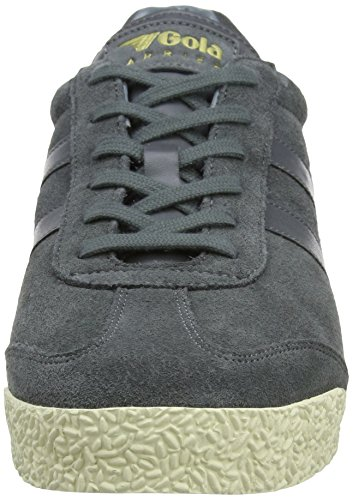 Gola Heren Kiekendief Mode Sneaker Graphite / Graphite / Off-white