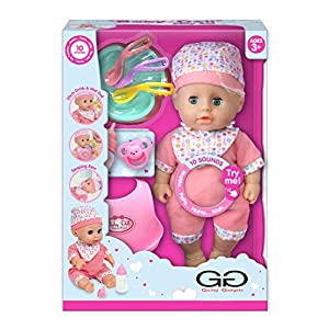 Baby Doll Toy Set With Food | ...