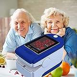 Digital Fingertip Pulse Oximеter with Alarm