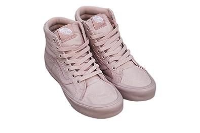 25c59189d9 Vans Sk8-Hi Reissue Lite Sepia Rose Size  8  Amazon.co.uk  Shoes   Bags