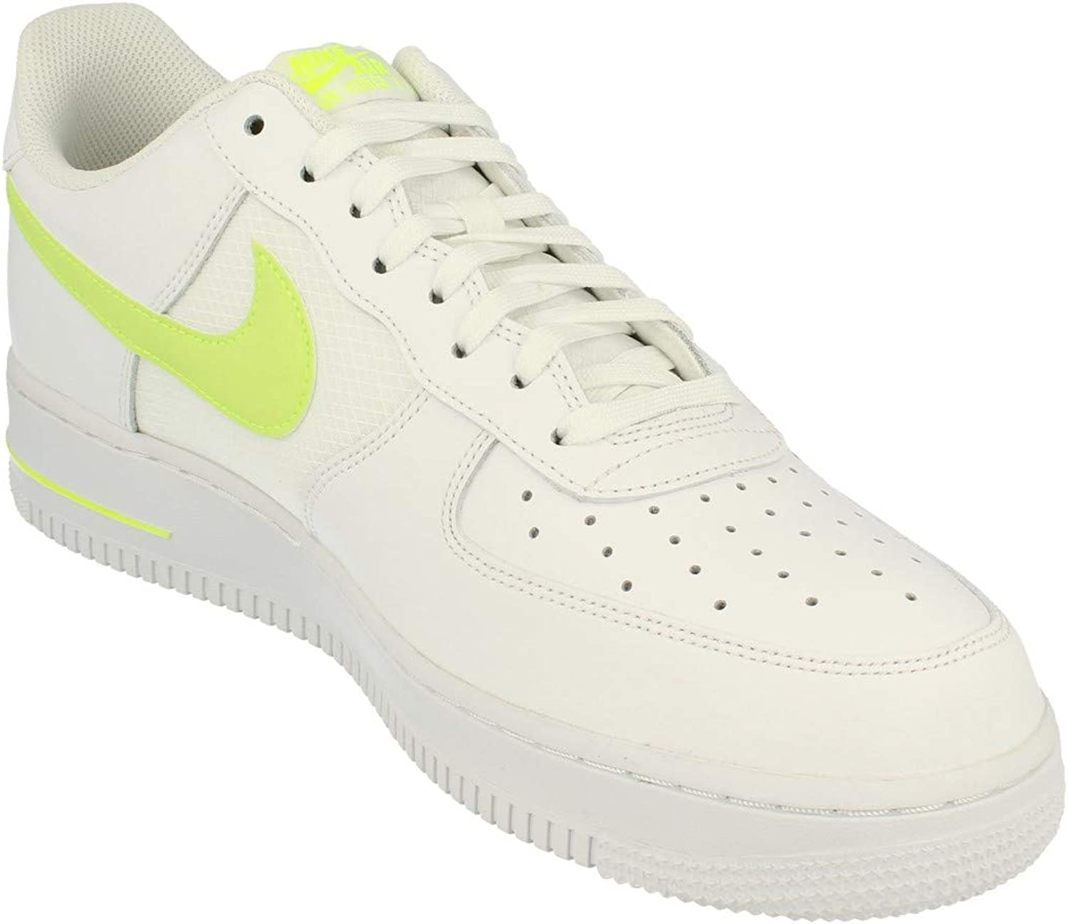 nike air force 1 baffo giallo