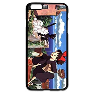 Kiki Delivery Service Scratch Case Cover For IPhone 6 Plus - Cool Case