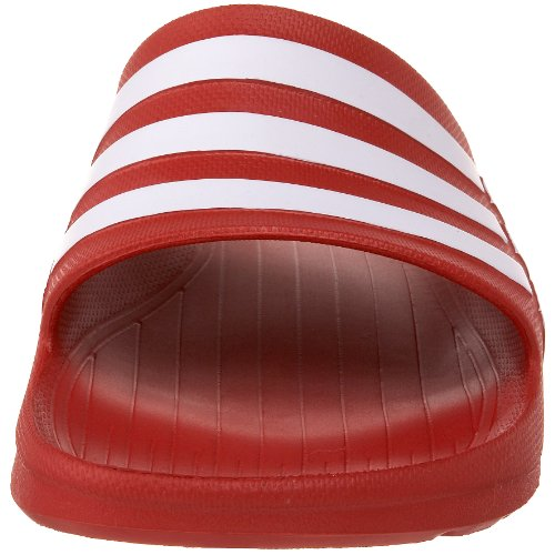 Sandal Slide Red White Adidas Collegiate Red Duramo Collegiate AOqABE6w