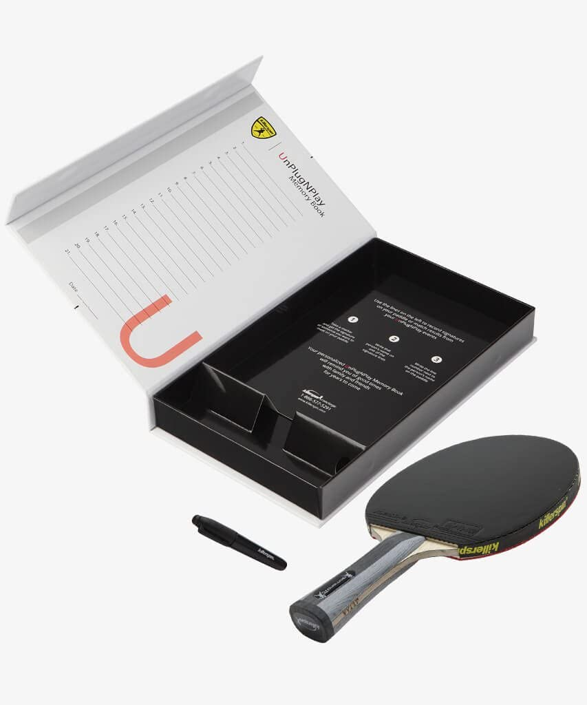 Killerspin Diamond TC Premium Table Tennis Racket